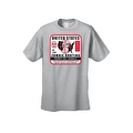 Men's T-Shirt United States No Limit Zombie Hunting Permit Walkers Graphic Tee - Thumbnail 4